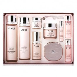 O HUI Miracle Moisture 4-piece Special Gift Set New 2016